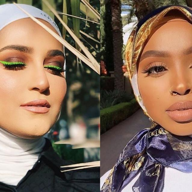 25 Times Fenty Beauty Highlighted Hijabi Make-Up Experts