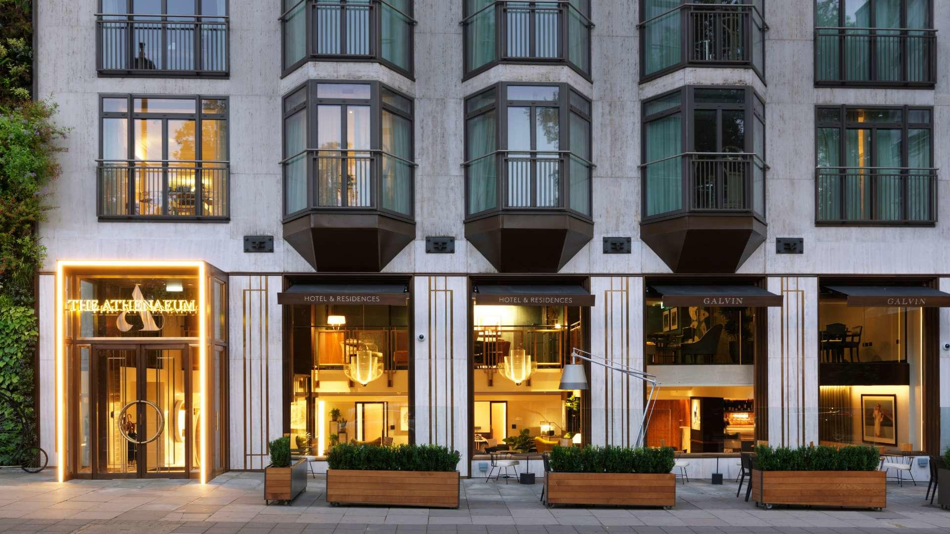 #ChicEats | Galvin At The Athenaeum, London