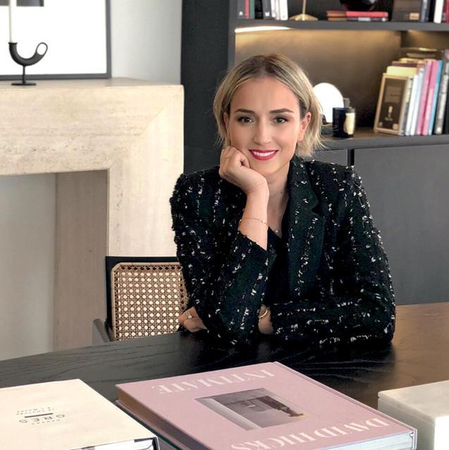 24 Hours With Dubai-based Fashion Designer Faiza Bouguessa