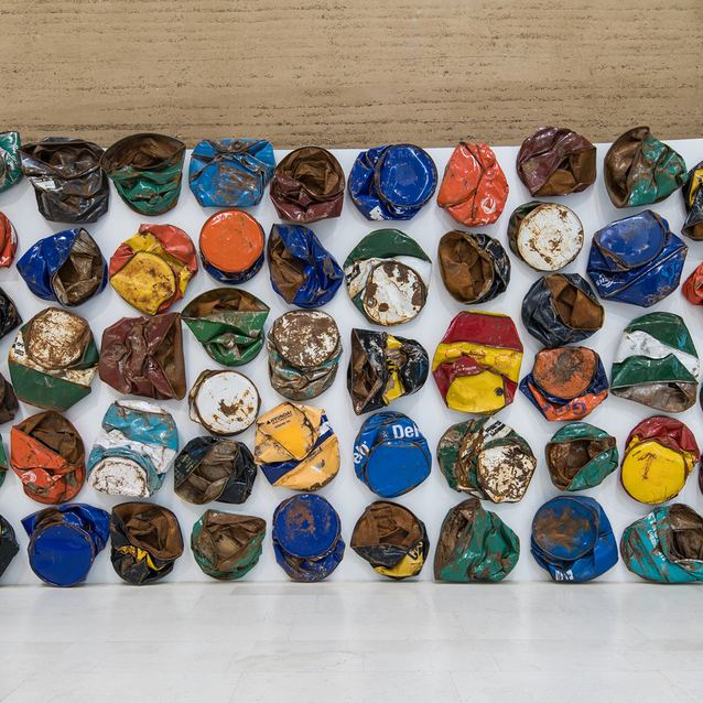 An Exhibition Of Saudi Contemporary Art Explores The Universal Elements Of Time And Space