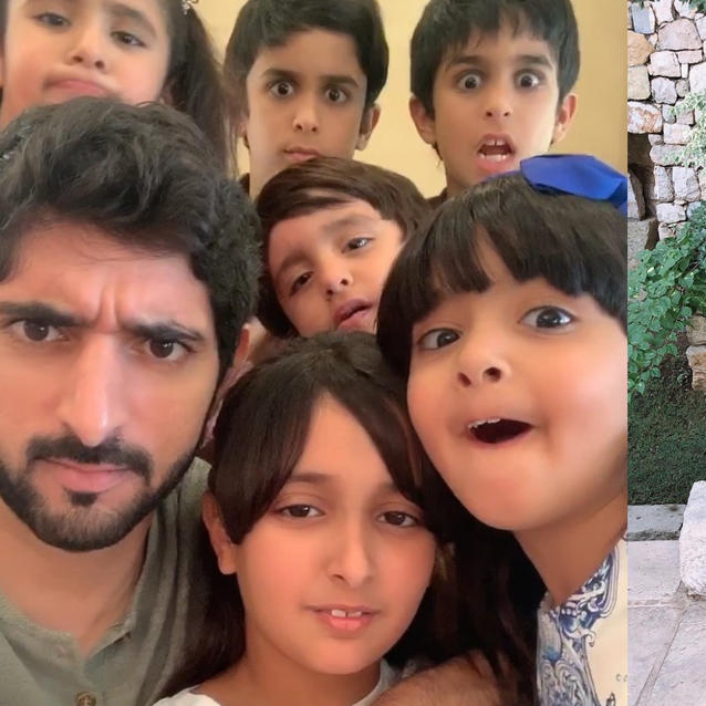 The Best Celebrity Instagram Posts From Eid Al Adha