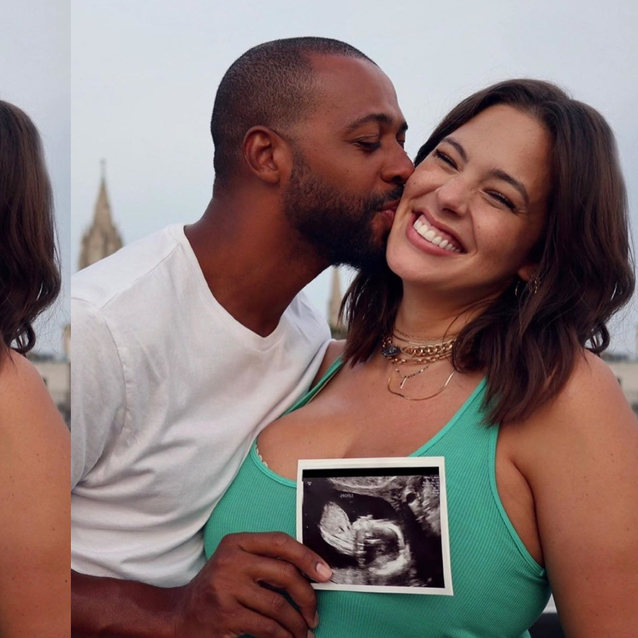 Ashley Graham Announces She Is Expecting Her First Child