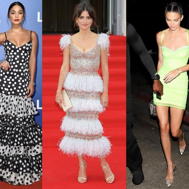 The Best Dressed Celebrities Of The Week: 15 August