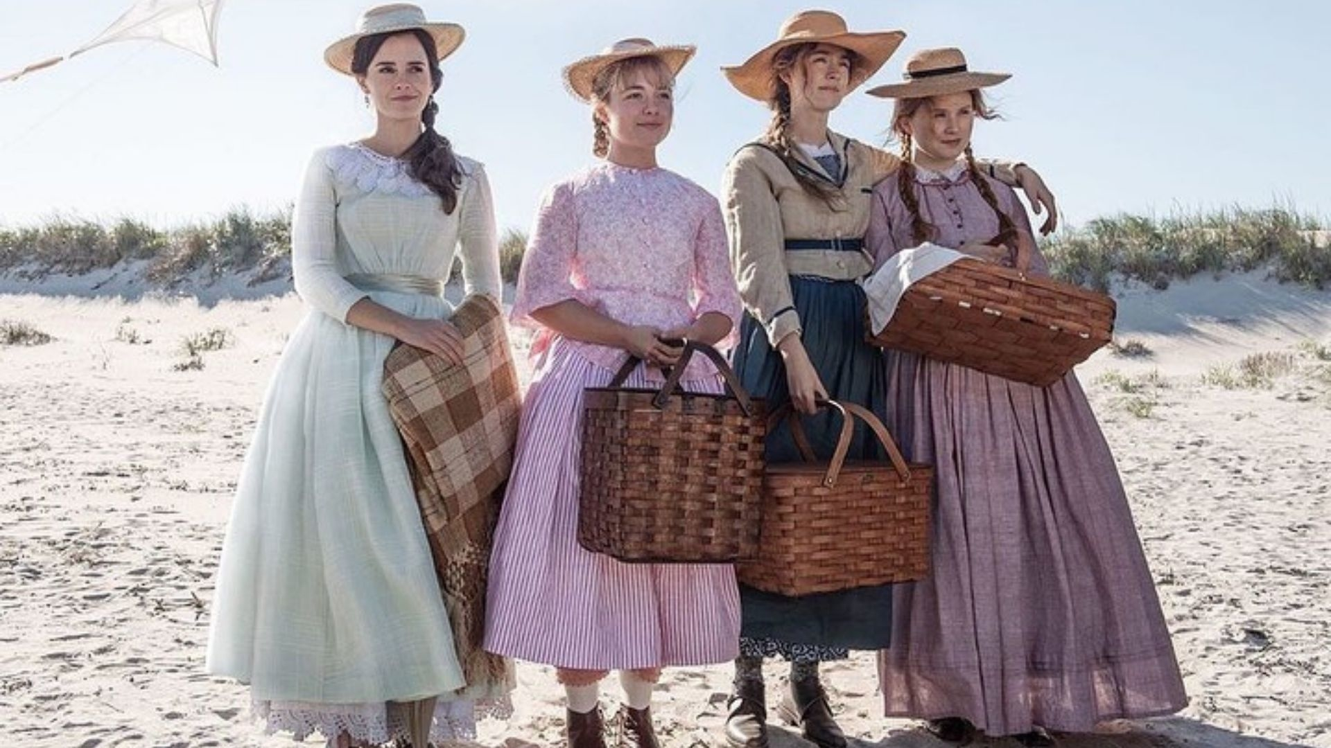 The Little Women Trailer, Starring Emma Watson And Saoirse Ronan, Has Finally Arrived