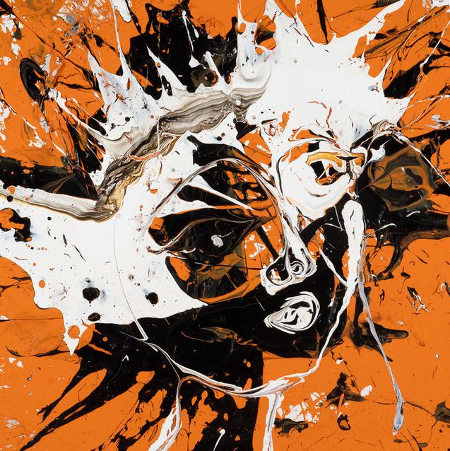 Meet The Artist Behind The 'Explosion Art' At COYA Dubai