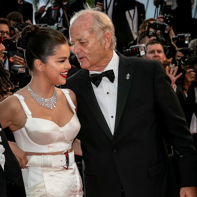 Selena Gomez Reveals What Bill Murray Whispered In Her Ear During THAT Red Carpet Moment