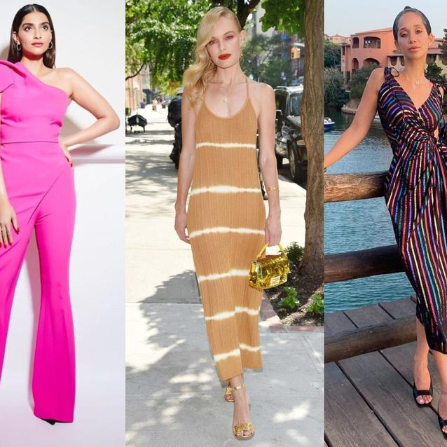 The Best Dressed Celebrities Of The Week: 22 August