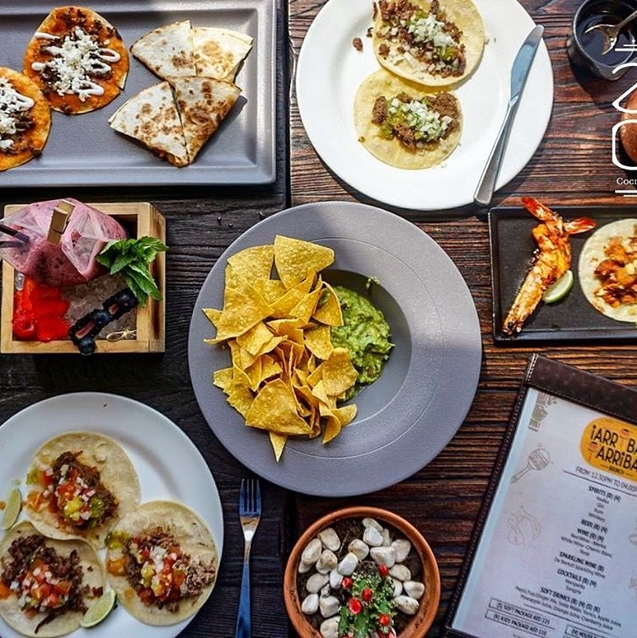 #ChicEats: Arriba Arriba Friday Brunch At ZOCO Dubai
