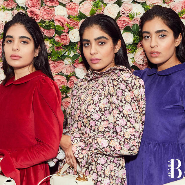 Watch   BAZAAR Arabia Goes To London