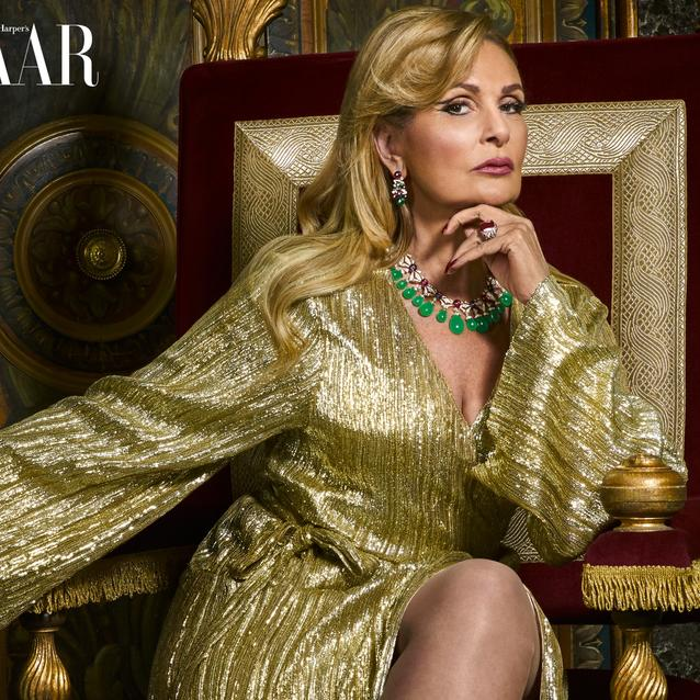 Egyptian Icon Yousra Is Coming To Dubai For The Bazaar Capsule