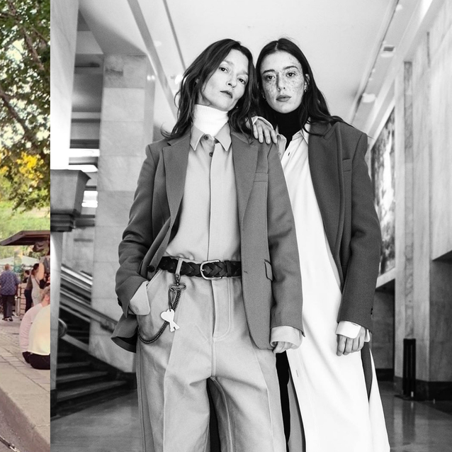 The Brand You Borrowed From Your Boyfriend Has Finally Launched Womenswear