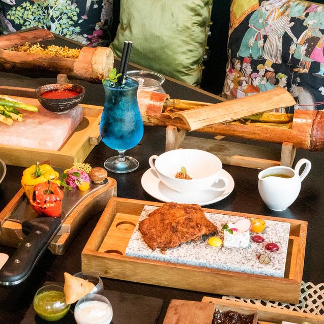 #ChicEats   Bombay Brasserie, Taj Dubai