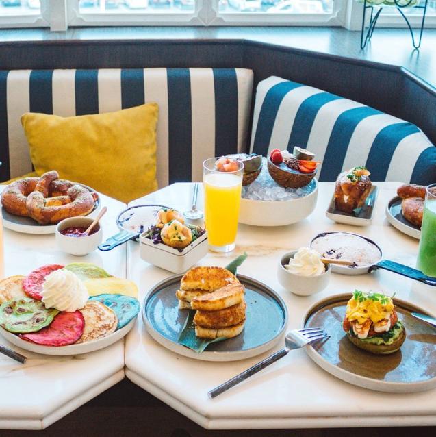 #ChicEats   BB Social Dining Brunch, DIFC