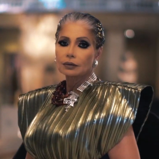Watch   A Night At The Museum With Egyptian Icon Sawsan Badr