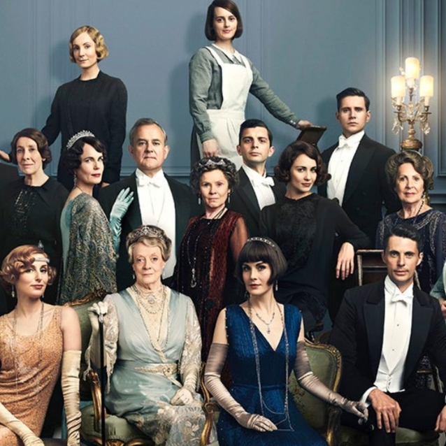 You Can Now Visit The Actual Downton Abbey So Let's Retire To The Drawing Room For Tea