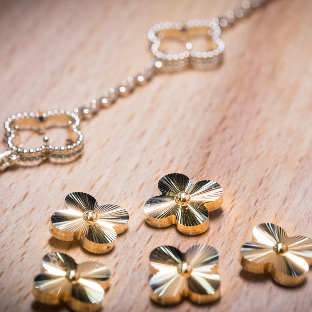 We're In Love With Van Cleef & Arpels' Beautiful New Alhambra Jewels And You Will Be Too