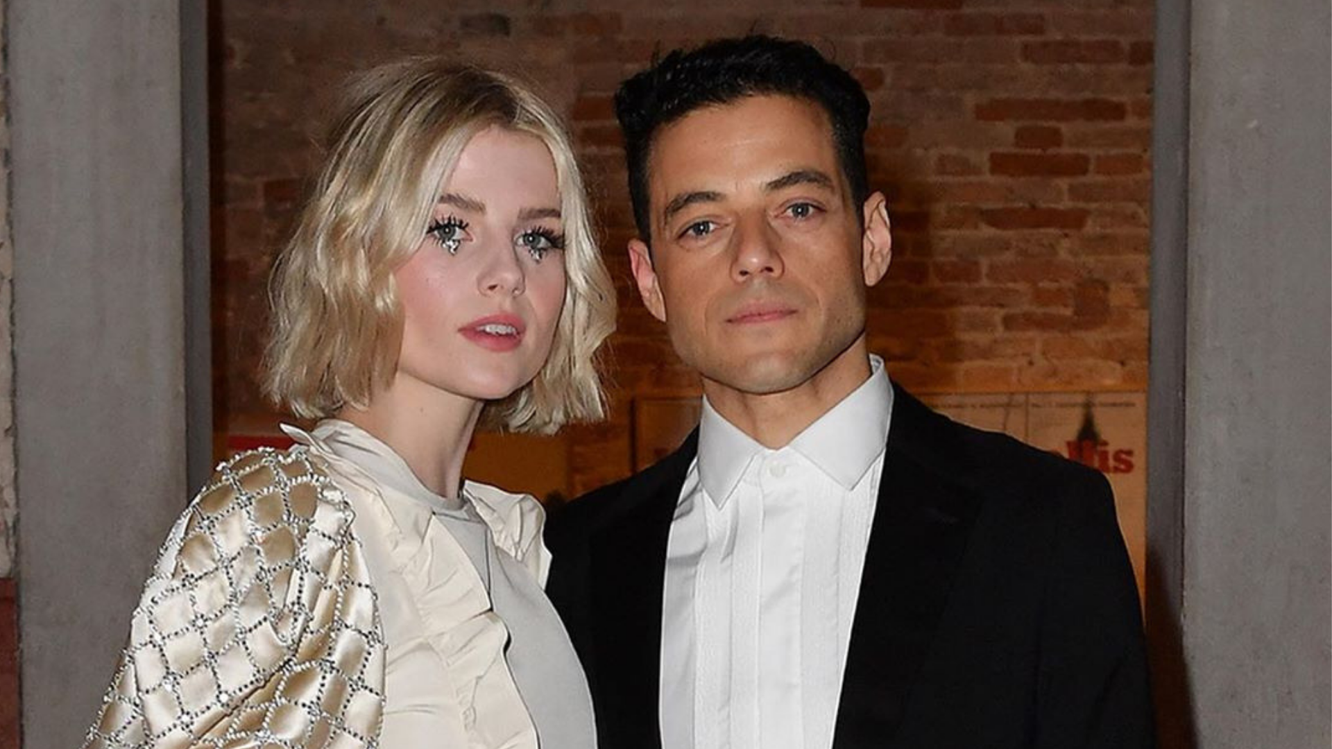 Rami Malek And Lucy Boynton Enjoy A Cute Day Out In Venice