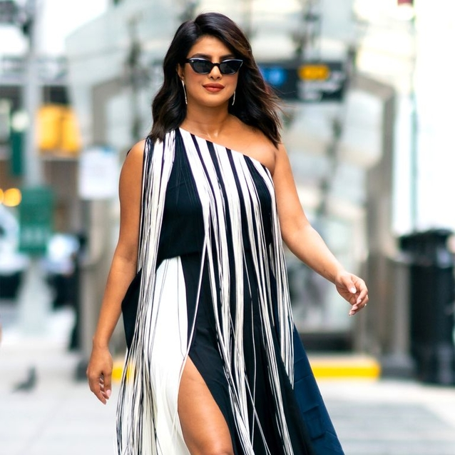 Priyanka Chopra Just Had A Major Fringing Moment In NYC