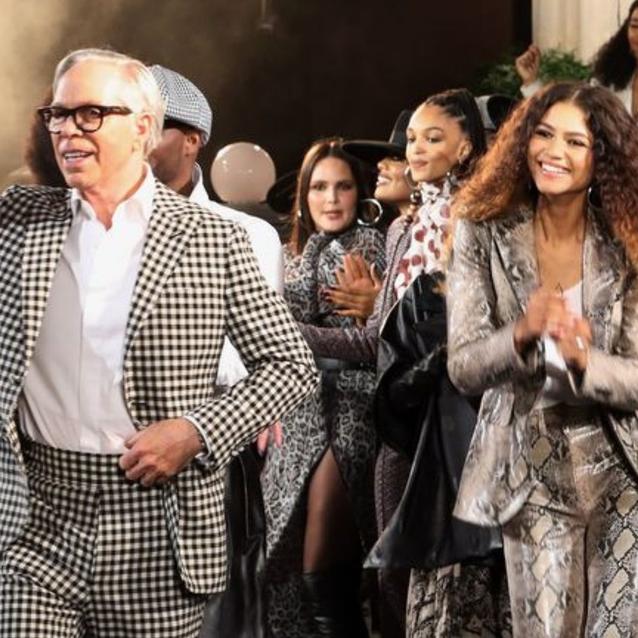 Zendaya And Tommy Hilfiger's Harlem Runway Was A Block Party Bash