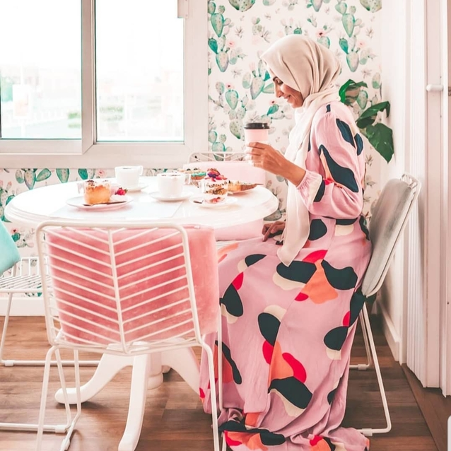 """This Dubai Café Just Got Crowned 7th """"Most Instagrammable Cafe In The World"""""""