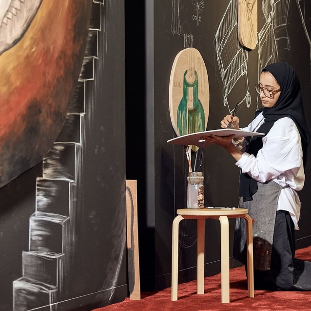 15 Emerging UAE Artists To Showcase New Work In Abu Dhabi Exhibition