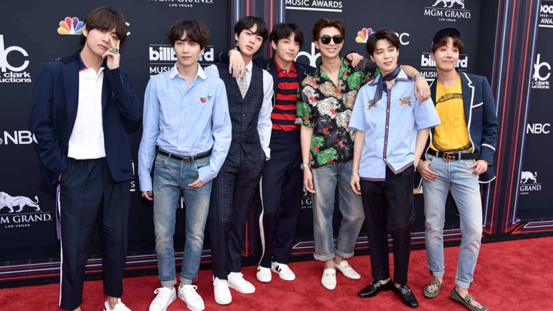 BTS Are Performing Their First-Ever Show In Saudi Arabia