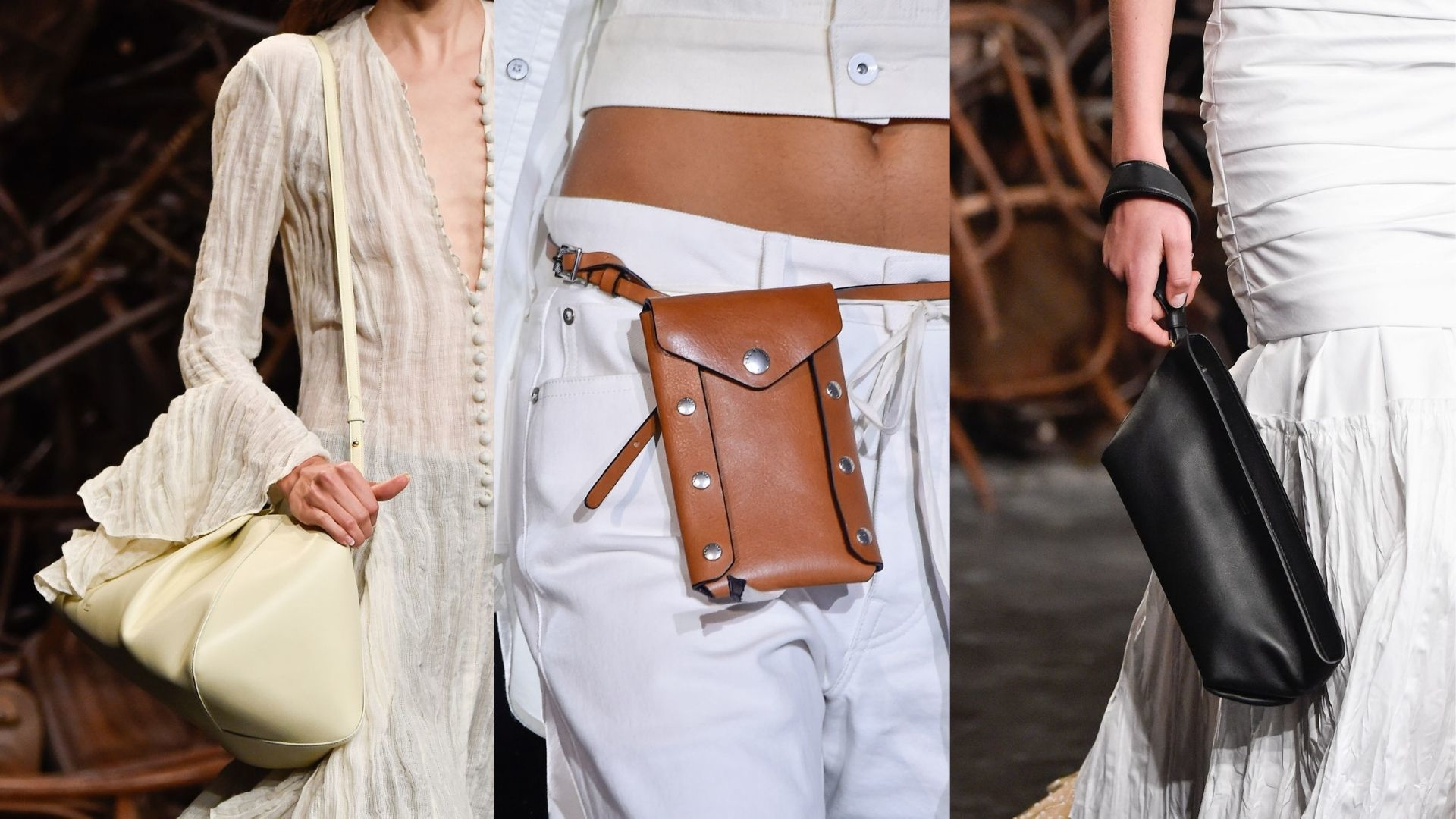 19 Standout Bags At New York Fashion Week Spring/Summer 2020