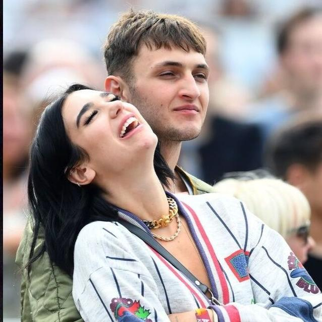 A Complete Timeline Of Dua Lipa And Anwar Hadid's Whirlwind Romance