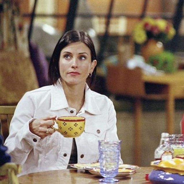 Courtney Cox Hosted Another Mini 'Friends' Reunion Because Monica Is Always The Hostess
