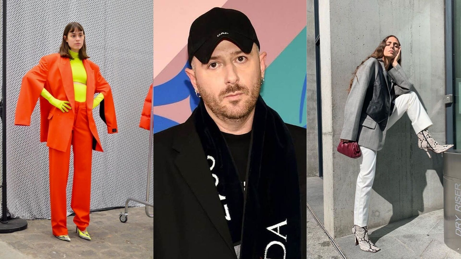 Demna Gvasalia To Leave Vetements