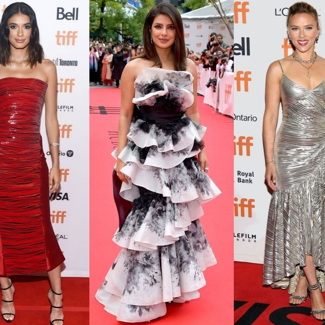 Toronto International Film Festival 2019: The Most Dazzling Red Carpet Looks