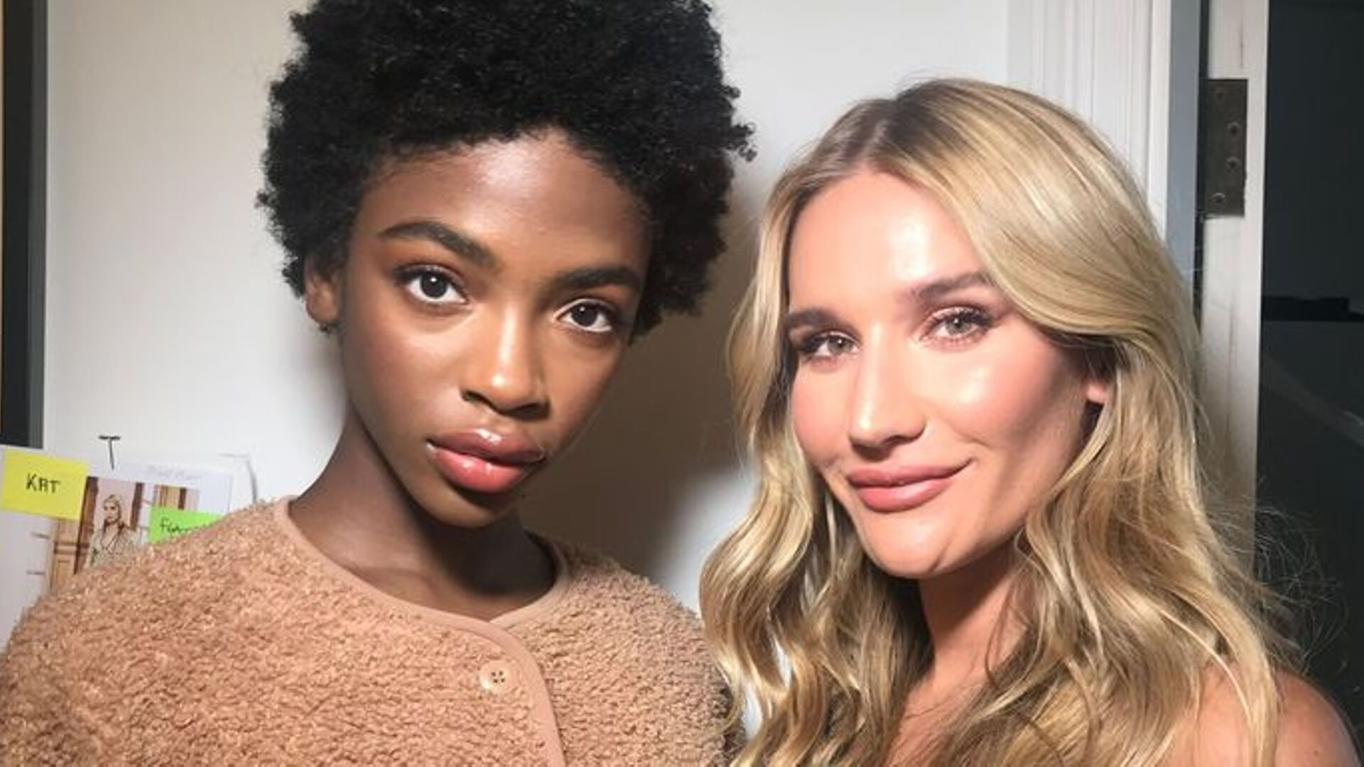 Charlotte Tilbury's Niece Created The Most Mesmerising Beauty Looks At Fashion Week