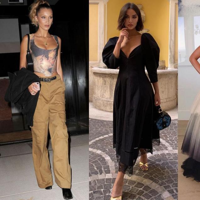 The Best Dressed Celebrities Of The Week: 19 September