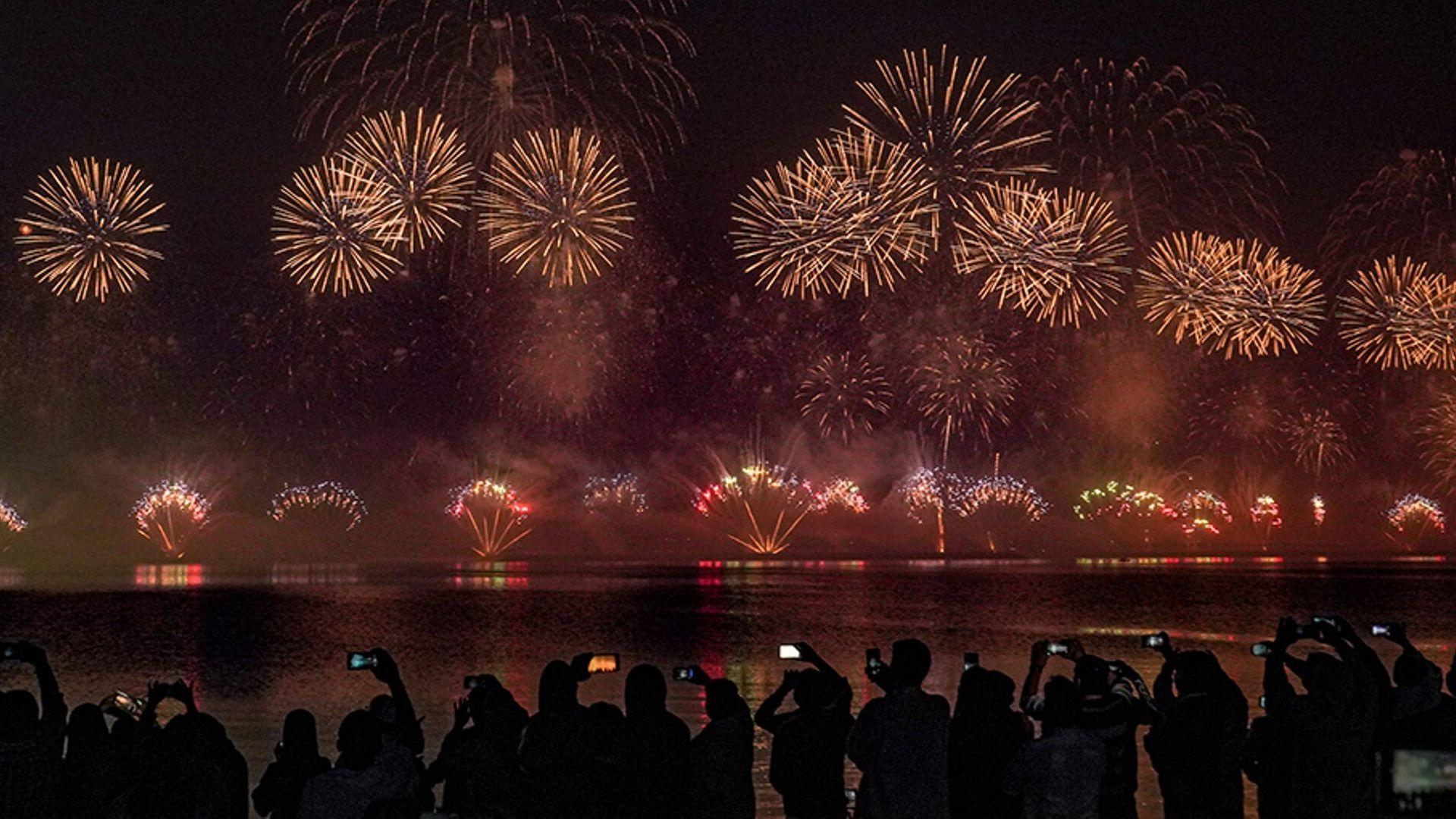 Ras Al Khaimah Are Putting On A Record-Breaking Firework Display For NYE