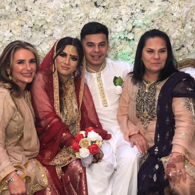 Zayn Malik's Teenage Sister Just Got Married And He Didn't Attend