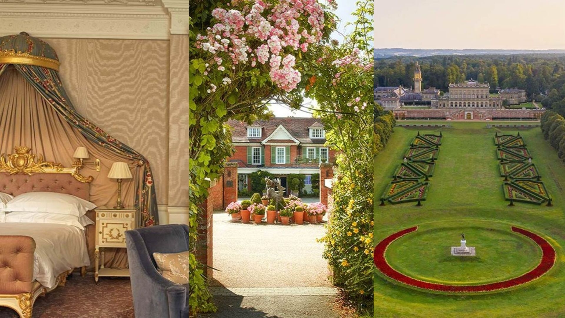 8 Luxury English Stays To Make You Feel Like Royalty