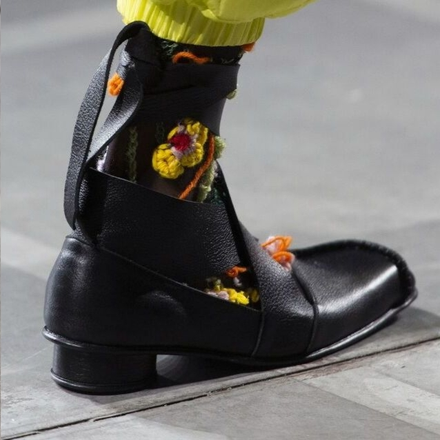 45 Pairs Of Shoes You Need To See From The London And New York Shows