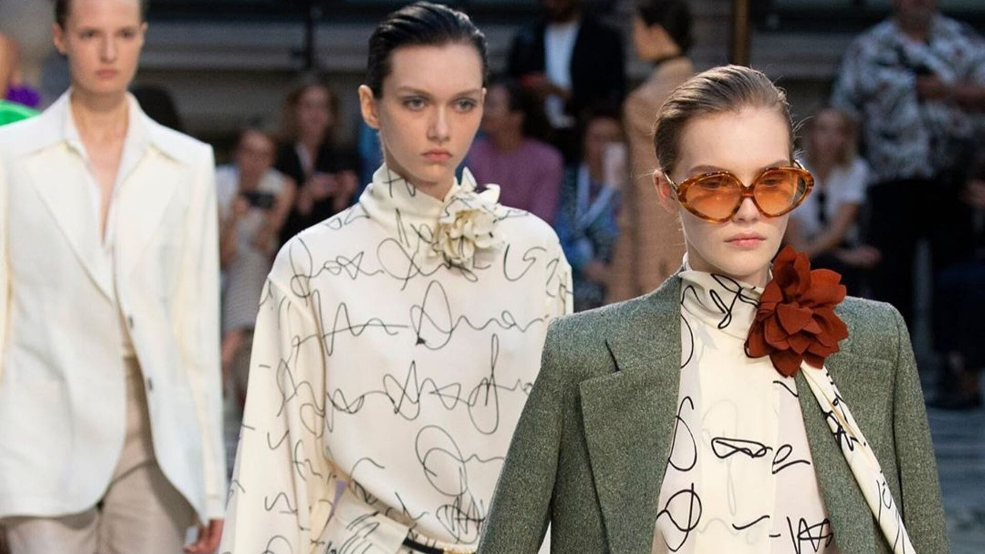 This Was The Most Influential Brand At London Fashion Week