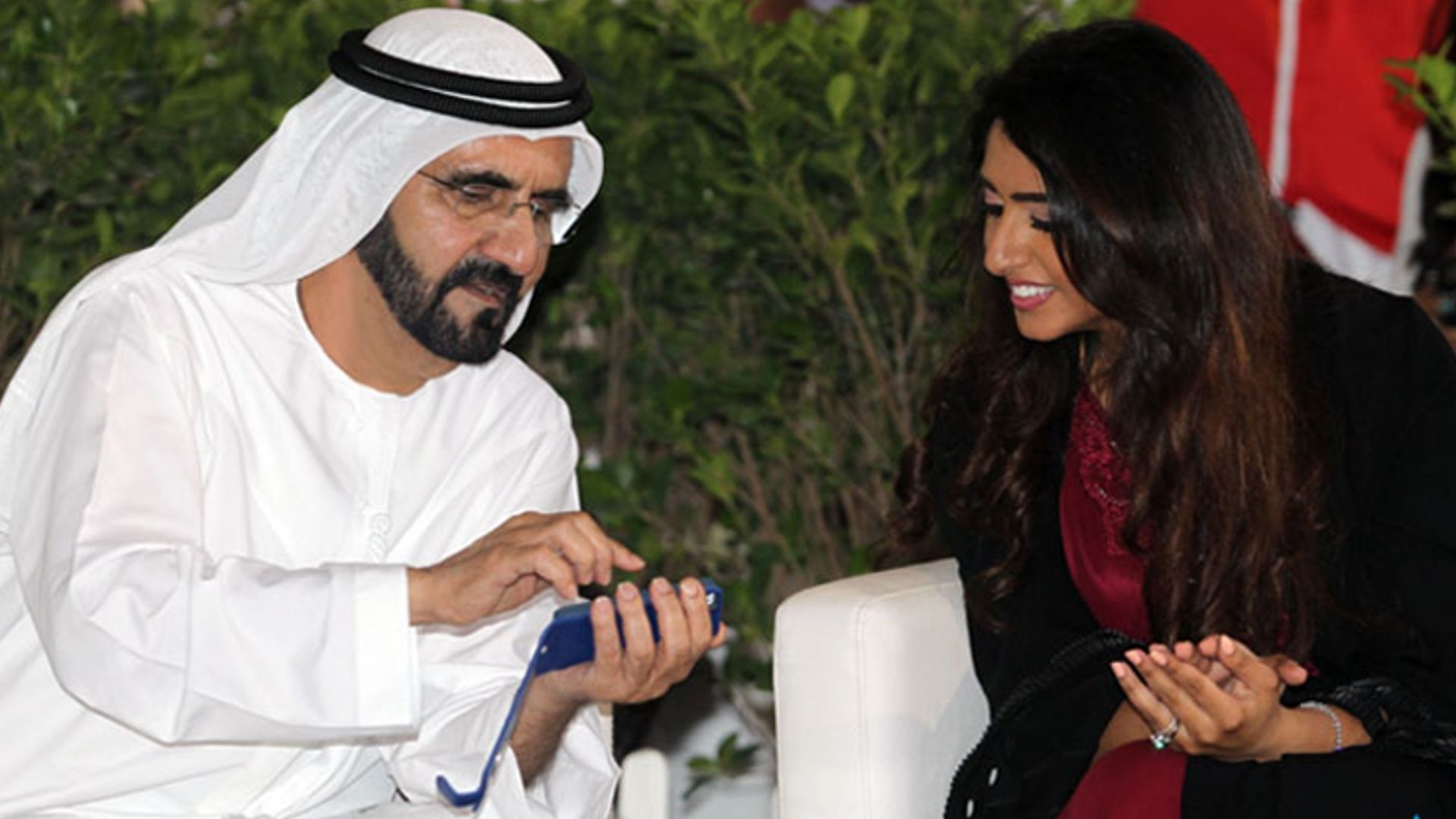 Sheikh Mohammed's Daughter, Sheikha Maryam, Just Got Married