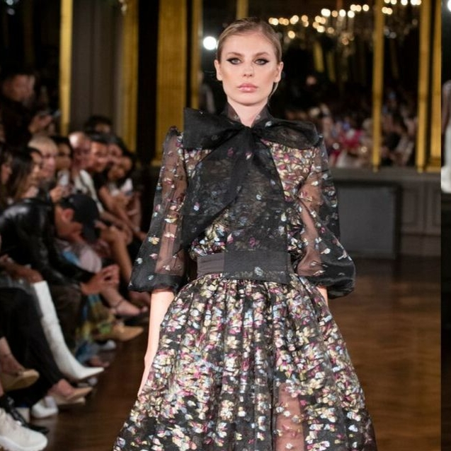 Middle Eastern Talent Shines At London Fashion Week