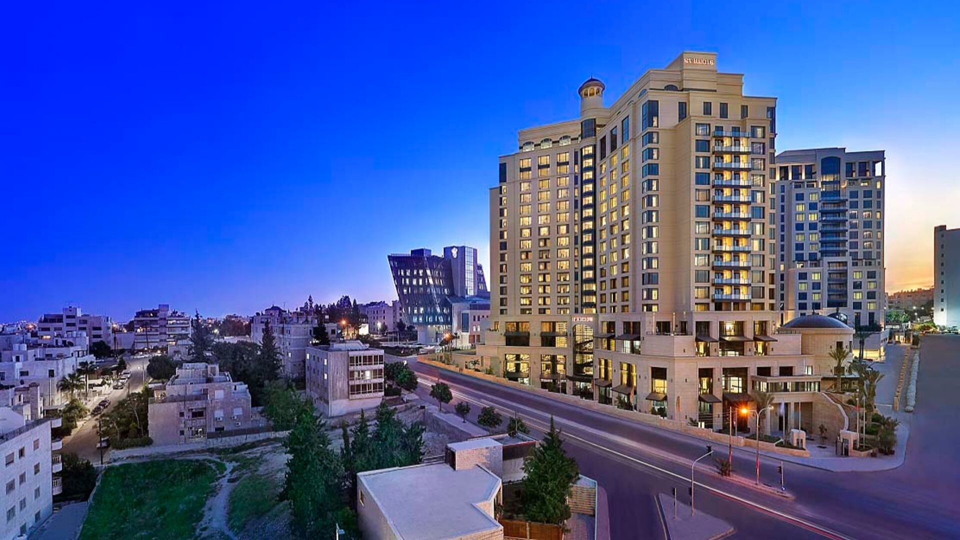 This Luxe Hotel Group Has Launched In Jordan So Start Planning A Weekend Getaway