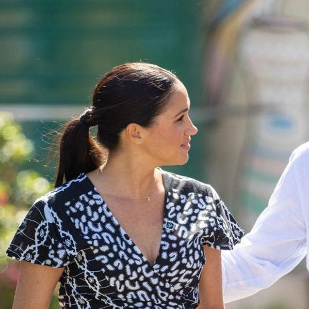 The Duke And Duchess Of Sussex Will Likely Be Unable To Keep The 'Sussex Royal' Brand