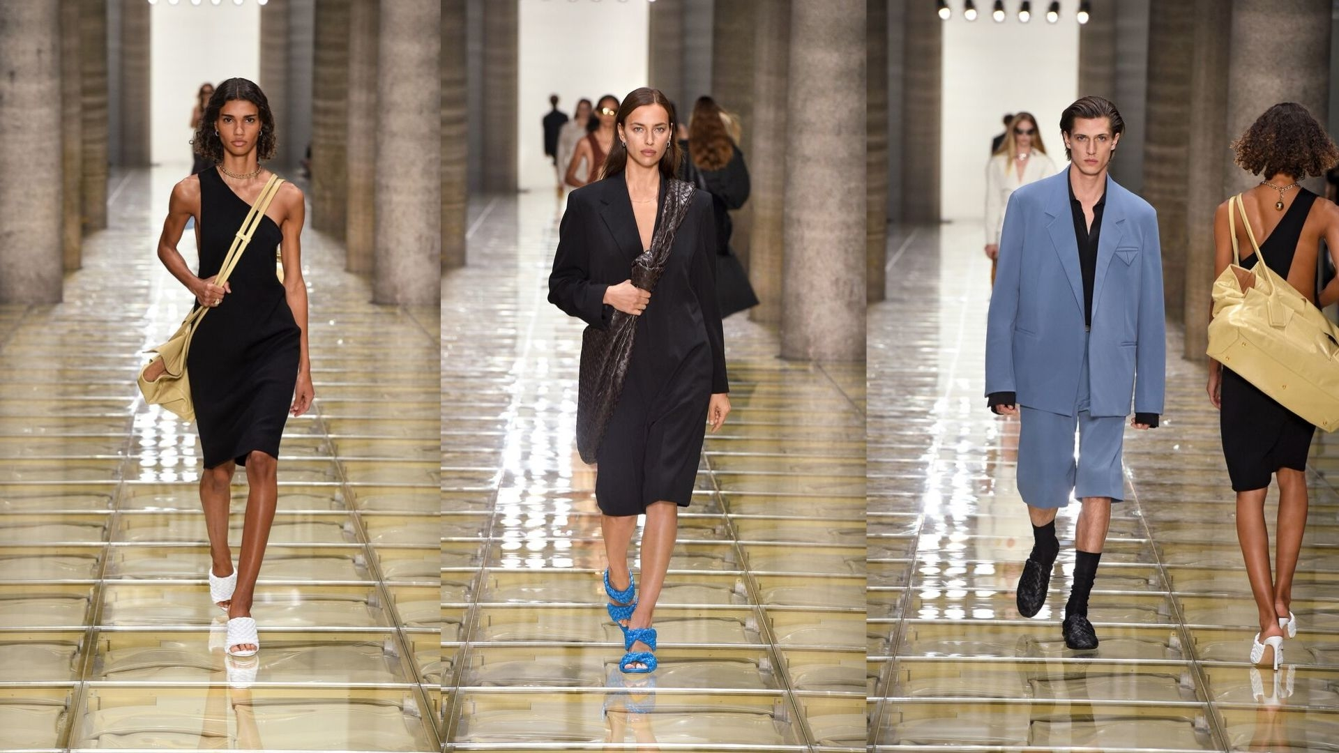 MFW: Bottega Veneta's Chic, Cool And Collected Spring/Summer 2020 Show