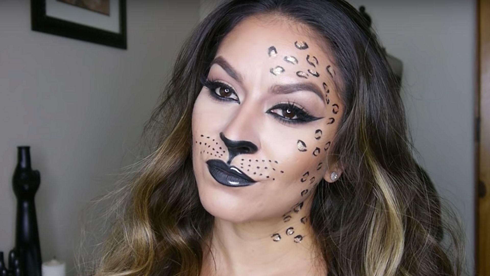 The 10 Easiest Cat Makeup Tutorials For Halloween