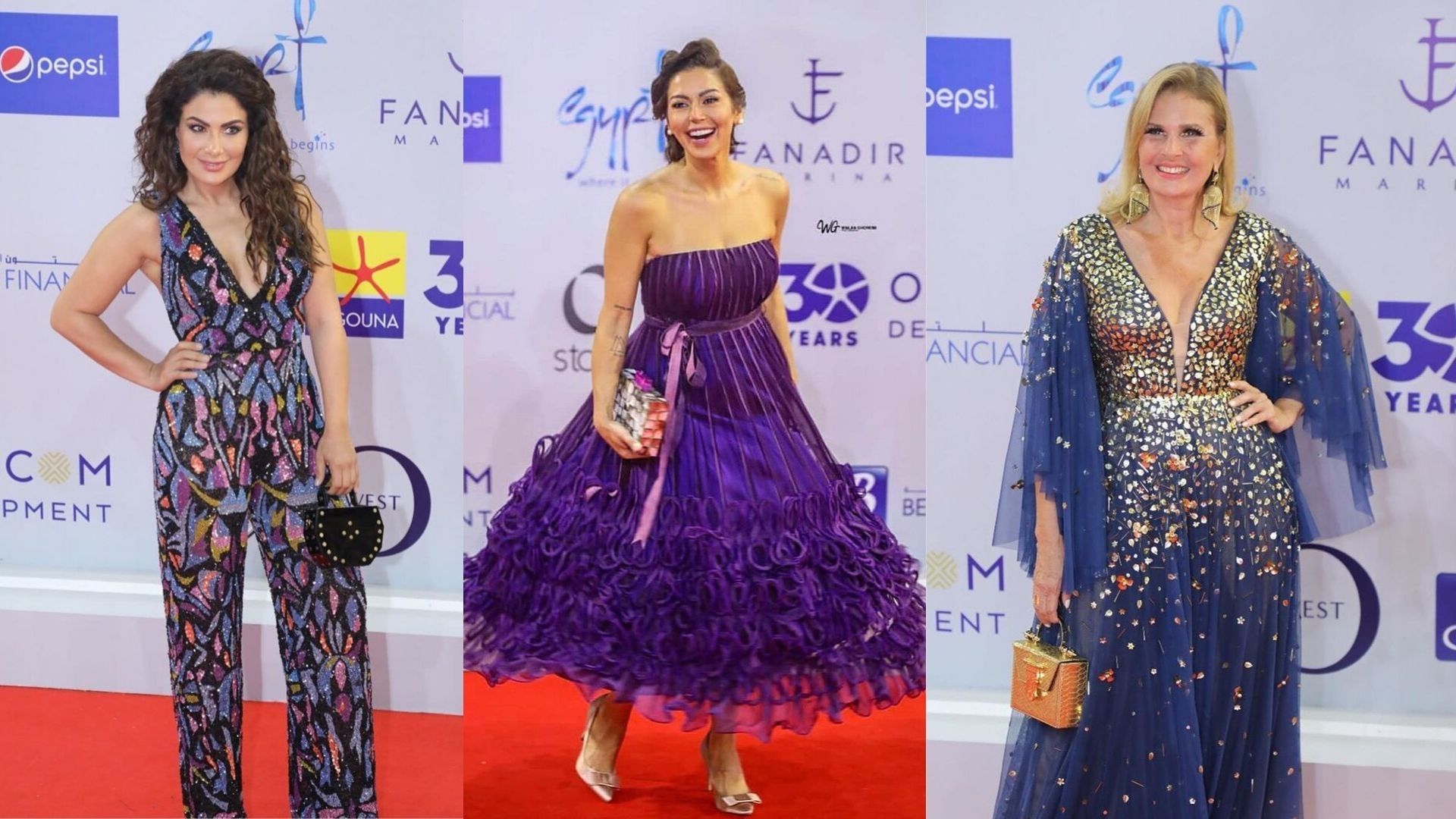 El Gouna Film Festival 2019: The Most Dazzling Red Carpet Looks