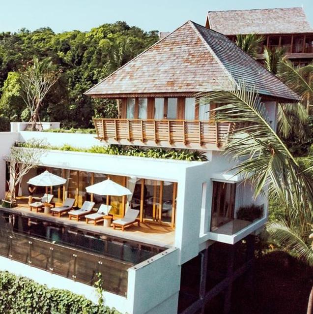 The Escape | The Ritz-Carlton, Koh Samui, Thailand