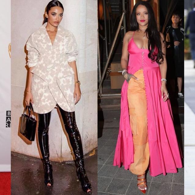 The Best Dressed Celebrities Of The Week: 26 September