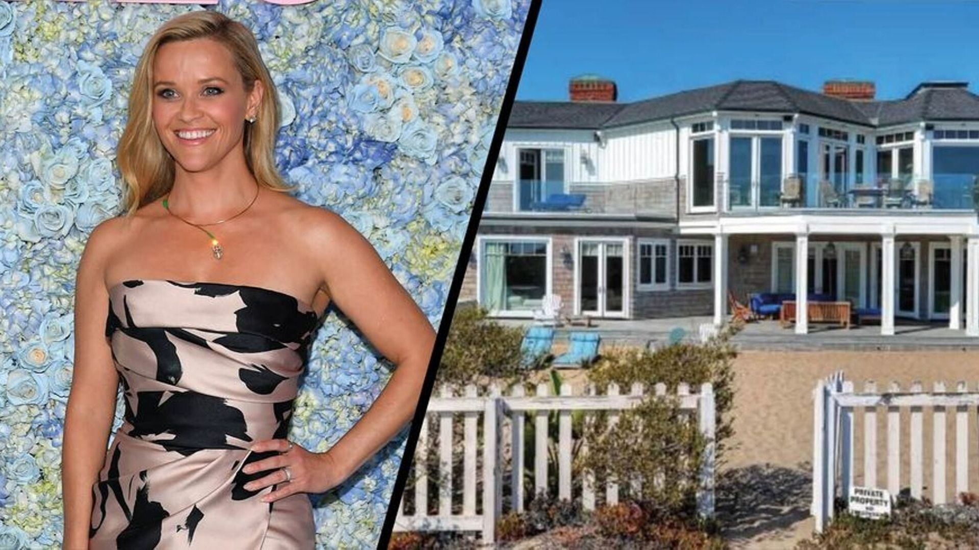 Reese Witherspoon's 'Big Little Lies' Malibu Mansion Is Available To Rent