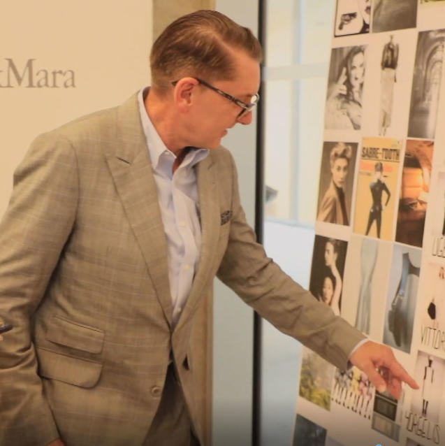 Watch   Max Mara's Creative Director On Designing A Collection For 'Female Secret Agents'