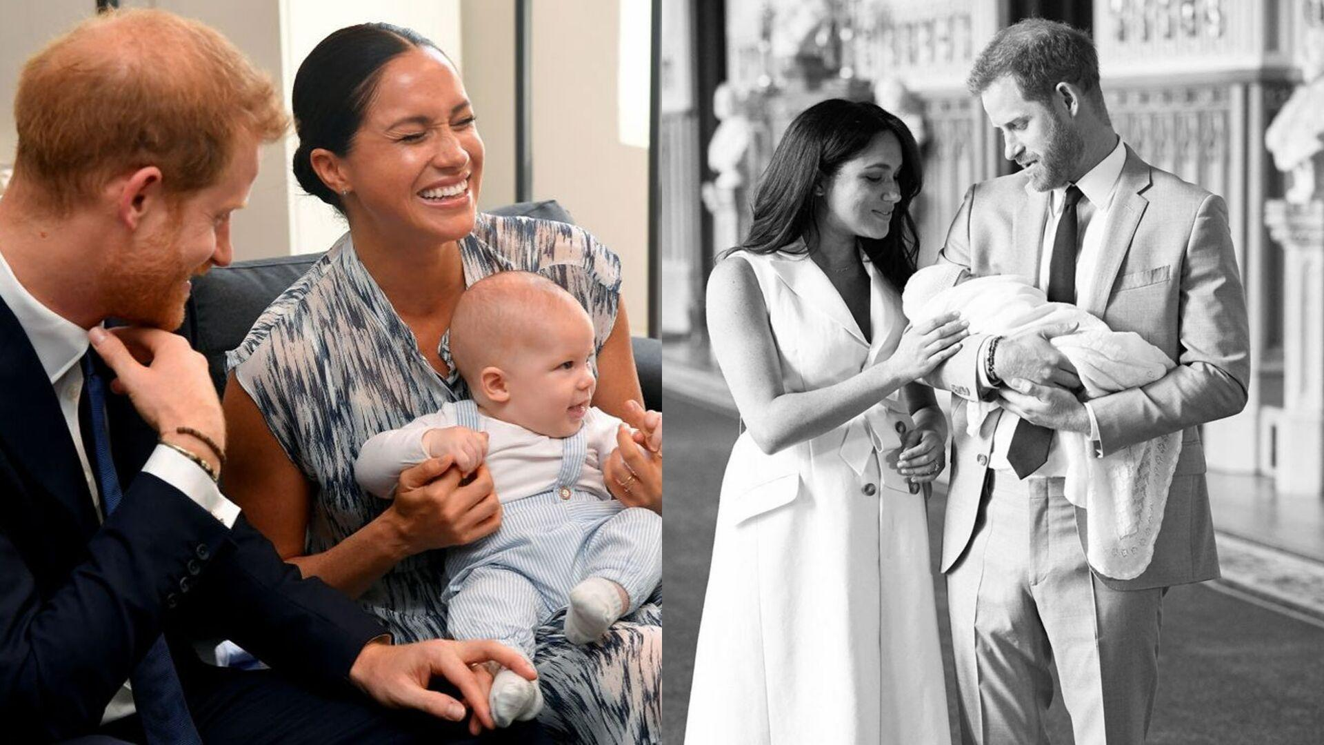 The Duchess Of Sussex Reveals How Archie Coped On Long-Haul Flight
